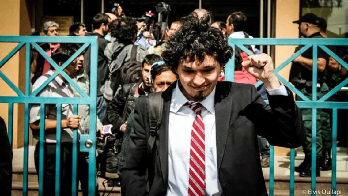 """Nicolás Toro: """"La solución para los presos de la revuelta no es jurídica, es política""""   Tinta Limón Ediciones"""